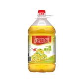 红蜻蜓一级菜籽油5L4桶 1件装