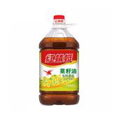 红蜻蜓四级菜籽油5L4桶 1件装