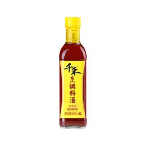 千禾烹调料酒500ml1瓶装